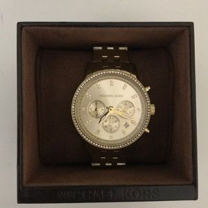 Michael Kors watch brand new.